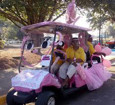 decorated golf cart ideas