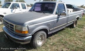 1995 Ford F150 XLT Pickup Truck | Item DA4630 | SOLD! Octobe... 1995 Ford F150 Reviews And Rating Motortrend 4x4 Totally Bed Liner Paint Job 4 Lift Custom Lighting Questions Is A 49l Straight 6 Strong Motor In The Two Toned Flareside Black Red Bashline Regular Cab Specs Photos Modification Info Gaa Classic Cars Xlt Pickup Truck Item C4338 Sold April 1 E350 Ambulance Used Truck Details Junkyard Tasure Tauruschero Pickup Autoweek Ford Trucks Ricks 95 F150 Xl Line
