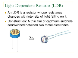 Ldr Meaning In Electronics Dolgular