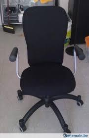 chaise accoudoir ikea chaise bureau ikea avec accoudoirs a vendre 2ememain be
