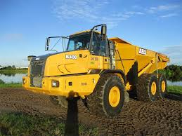 100 Articulating Dump Truck 2014 Bell B40D Articulated For Sale 3540 Hours Bartow