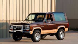 Almost Classic: 1984-1990 Ford Bronco II | Hagerty Articles