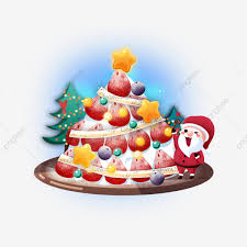 Christmas Eve Day Cake Is Available For Commercial Use
