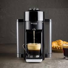 Nice Nespresso Vertuoline For Modern Kitchen Ideas VertuoLine Evoluo Deluxe Espresso Maker Black With
