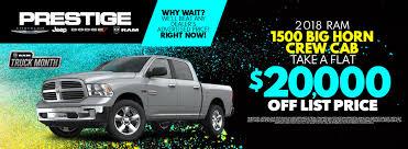100 Ram Truck Dealer Prestige Chrysler Jeep Dodge LLC CDJR In Las Vegas NV