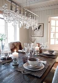 Dining Room Lighting How A Chandelier Will Elevate Your Decor