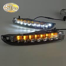 sncn led daytime running light for volkswagen passat cc 2010