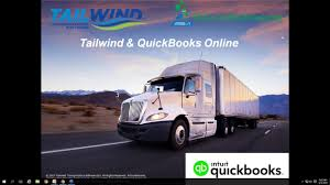 100 Trucking Online Webinar Tailwind Quickbooks Tailwind And