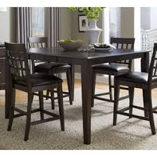AAmerica Bristol Point Gather Height Leg Table