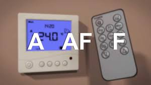 Warm Tiles Thermostat Problem by Prowarm Underfloor Heating Proremote Thermostat Setup Youtube