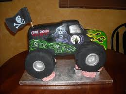 100 Monster Truck Cake Pan Grave Digger Switchsecuritycompanies
