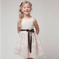 2017 2016 summer new children clothes girls beautiful lace dress