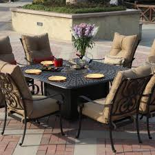 8 Person Patio Table by Patio Furniture Bbq Loft