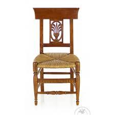chaise enfant en bois chaise enfant bois et paille rameau saulaie