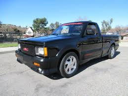 Faster Than A Corvette? GMC's Syclone Sport Truck Ce | Hemmings Daily