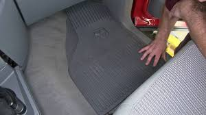 Lund Catch It All Floor Mats by Review Of The Weathertech Front Floor Liners On A 2008 Dodge Ram