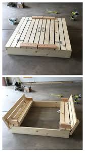 25+ Unique Sandbox Ideas Ideas On Pinterest   Sandbox, Kids ... Decorating Kids Outdoor Play Using Sandboxes For Backyard Houseography Diy Sandbox Fort Customizing A Playset For Frame It All A The Making It Lovely Ana White Modified With Built In Seat Projects Playhouse Walmartcom Amazoncom Outward Joey Canopy Toys Games Lid Benches Stately Kitsch Activity Bring Beach To Your Backyard This Fun Espresso Unique Sandboxes Backyard Toys Review Kidkraft Youtube