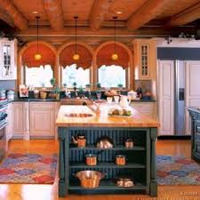architecture rustic log cabin kitchens for your kitchen design