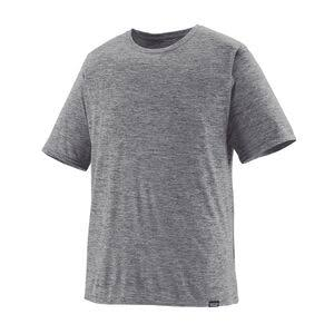 Patagonia Men's Capilene Cool Daily Shirt - Gray, Medium