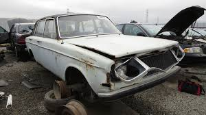 Junkyard Find: 1968 Volvo 140 Sedan