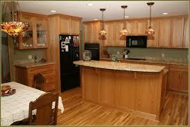 Pickled Oak Cabinets Glazed by Pickled Oak Cabinets Granite Home Design Ideas