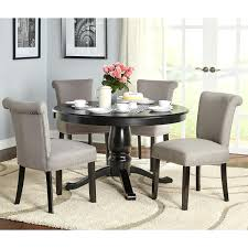 Dining Tables With Chairs – Myinsurdeals.net Iris Dark Brown Round Glass Top Pedestal 5 Piece Ding Table Set Nice 48 Inch 9 Relaxbeautyspacom Wood Kitchen Small And Chairs Shop Wilmington Ii 60 Rectangular Antique Sage Green White Others Bright Modern Vancouver Oval Double In Oak 40x76 Copine Cheap Find Diy Plans Pdf Download Odworking Braxton Culler Room Fairwinds Roundoval