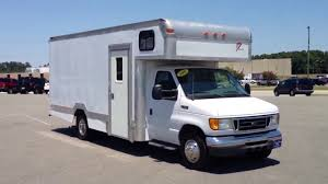2005 Ford E-350 Box Truck Diesel Only 5,000 Miles For Sale | Wynn ... Man Ttlt Making Of Rv On Benz Concept Combination Caravans Vintage 2016 Newmar Bay Star Sport 3004 New Extreme Pop Up Camper 2018 Rockwood A122sesp Hard Sided List Creational Vehicles Wikipedia 2007 Rvision Trail 25s Travel Trailer Fremont Oh Youngs Homemade Converted From Moving Truck Hauler Jackknifes With Smart Car And 45 Foot 5th Wheel Youtube Dynamax Manufacturer Luxury Class C Super Motorhomes 2000 Freightliner Fl60 Sport Chassis Crewcab Utility Coachmen Sportscoach 408db Bucars Dealers Terminology Hgtv