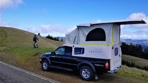 100 Pickup Truck Camper The Lightweight PopTop Revolution GearJunkie