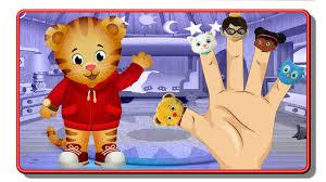 Daniel Tiger Pumpkin by Daniel Tigers Neighborhood Finger Family Songs Animation Nursery