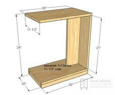 free tray table plans how to build a tv tray table decor and