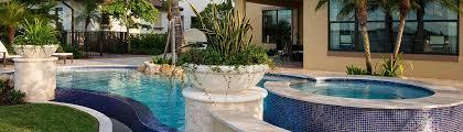 Sunniland Patio West Palm Beach by Custom Swimming Pool Builders West Palm Beach Fl
