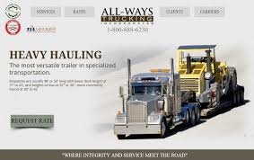 All-Ways Trucking – Balkan Machinery Fv Martin Trucking Company Based In Southern Oregon Heartland Express Truck Driving Schools In Medford Oregon Atlanta News Videos Lasota Wash Home Facebook This Very Heavy Is Too Much For Rhode Island Atlas Obscura Cra Inc Landing Nj Rays Photos Missing Driver Found J Bauer Allways Balkan Machinery Highway Hauling Rwh Oakwood Ga
