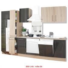 roller küchenblock küchenzeile biggi matt weiß sonoma eiche