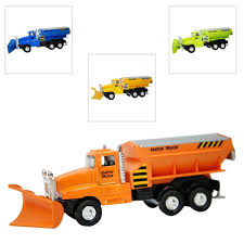 Green Snow Plow Truck Approx 1 87 Scale 6