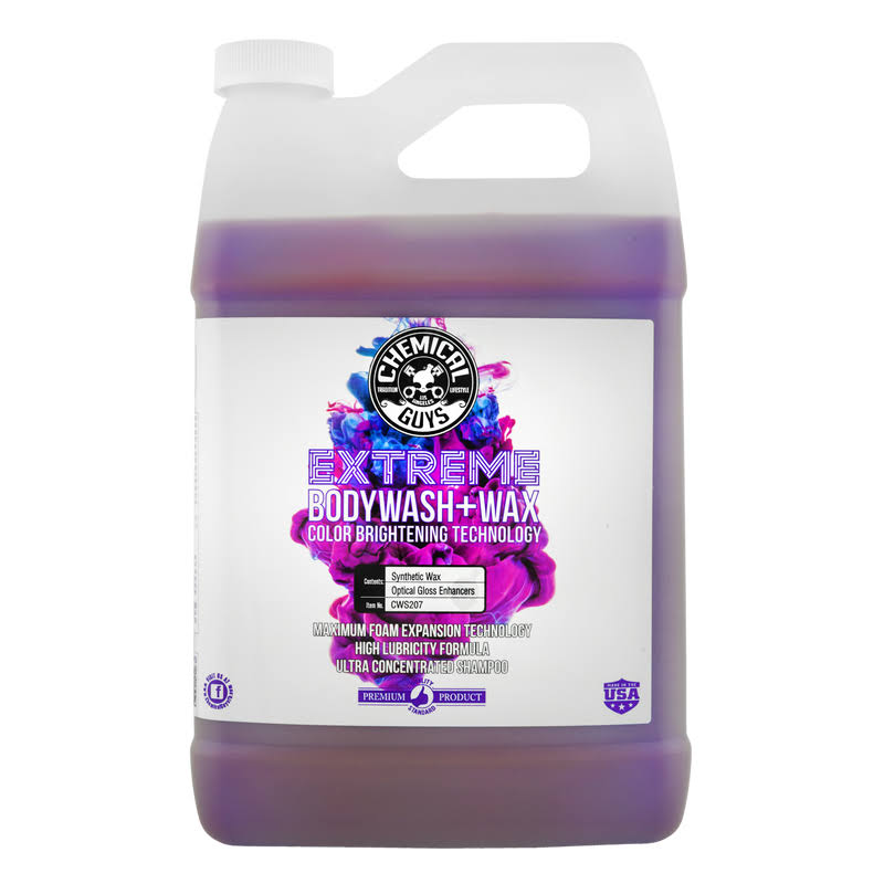 Chemical Guys Extreme Body Wash Wax - 1gal