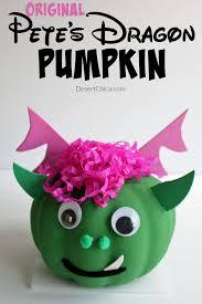 Minnie Mouse Pumpkin Painting Ideas by Diy Pete U0027s Dragon Pumpkin Disney Halloween Halloween Parties