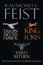 The Complete Conclave Of Shadows Trilogy Talon Silver Hawk King Foxes
