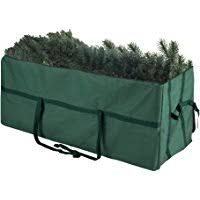 Elf Stor Heavy Duty Canvas Christmas Tree Storage Bag Large For 9 Foot