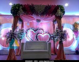 Gps Decors Page Decorators Wedding Reception Stage Design Toronto Tulsa Ok Indian By