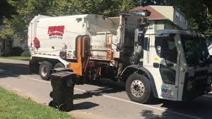 100 Boston Truck Rental Waste Management Premier S L3165 Mack LR Labrie