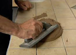 how to apply tile grout tips from a master tile setter diy