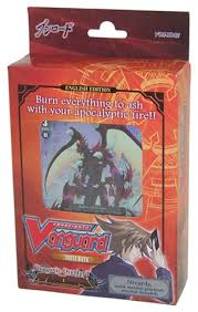 Vanguard Trial Deck 1 by Face To Face Games Td02 Dragonic Overlord Trial Deck