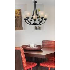 Table Lamps With Art Deco Chandelier And Overstock Lighting Also White Painted Wall Plus Dining