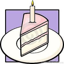 Birthday Cake Slice Clipart Panda Free