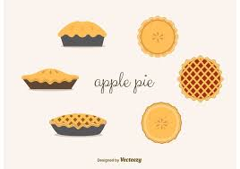 Apple Pie Vectors free