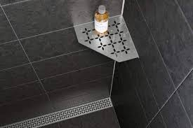 stauraum und ablagen im bad schlüter systems