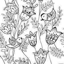 Printable Coloring Coloriage Fleur 78 About Coloriage Disney With