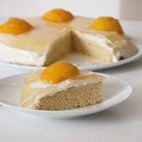 glutenfreier mandarinen schmand kuchen mit mürbeteig