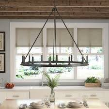 rustic chandeliers you ll wayfair