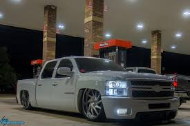 2013 Silverado. Bagged On 26